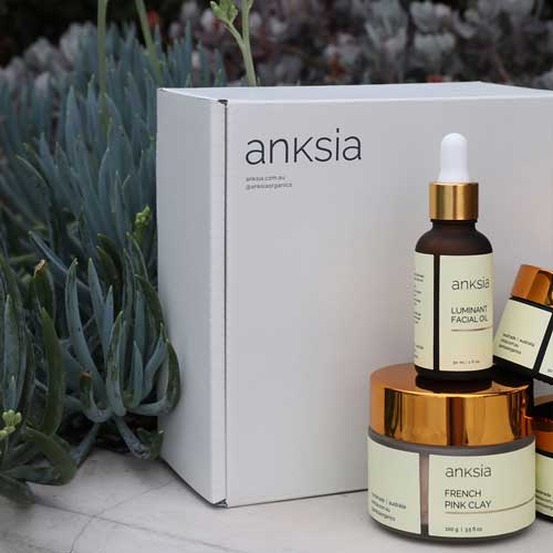Anksia Custom Mailer Boxes for Beauty Products