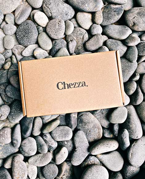 Chezza Custom Kraft Mailer Box for eCommerce Shipping