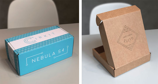 Custom Printed Folding Carton Boxes
