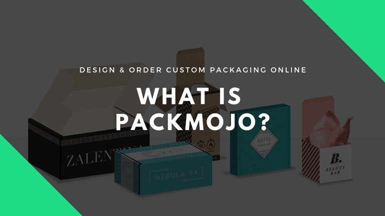 Design Custom Boxes with PackMojo