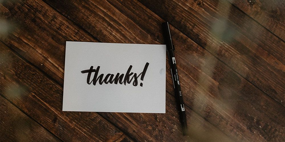 How to Write a Custom Thank-You Note to Give Your Packaging That Special Touch