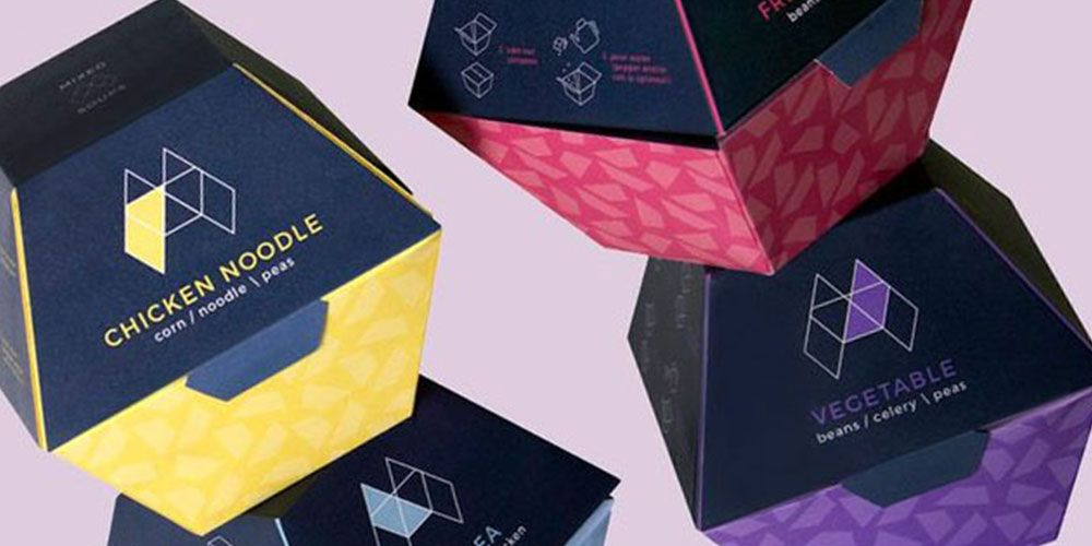 Weekly Favorites: Geometric Packaging Designs