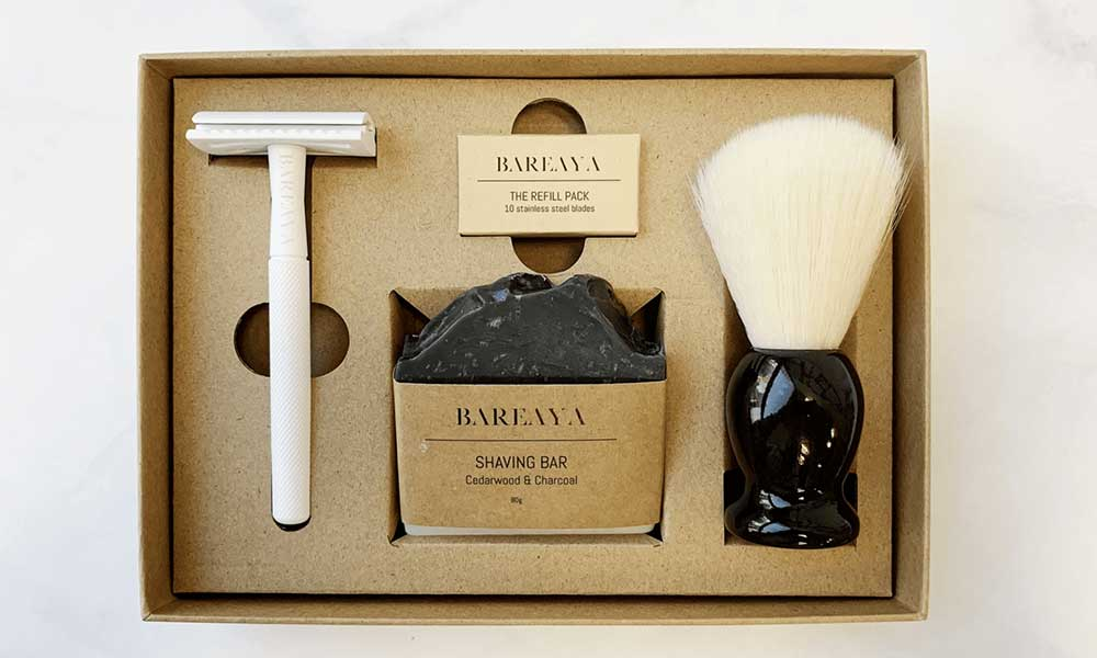 Bareaya Gift Box Custom Box Inserts