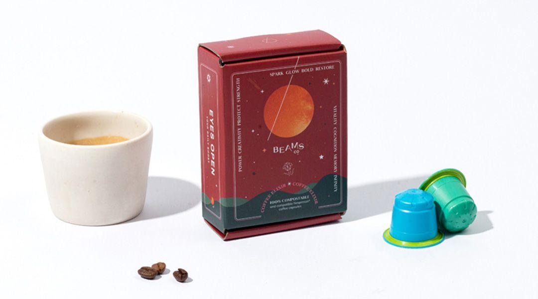 Beams Coffee Starter Box Mailer Box