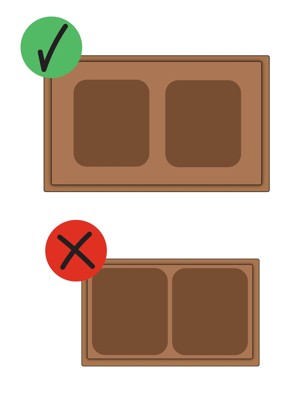 Custom Box Inserts Spacing Best Practice