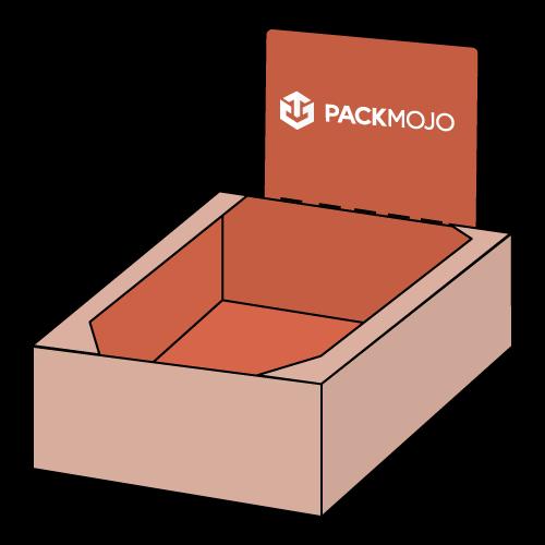 Standard Machine Packed Display Box
