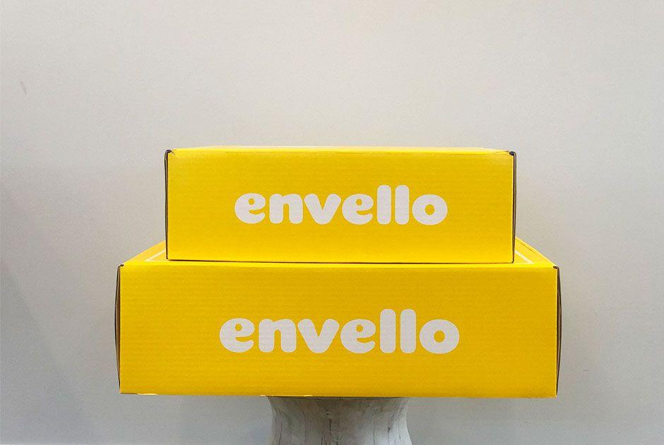 envello Custom Boxes for Linens