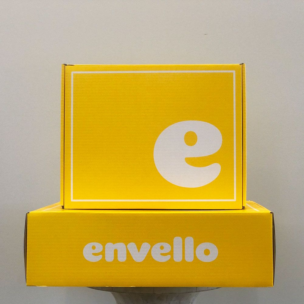 envello Custom Printed Mailer Boxes
