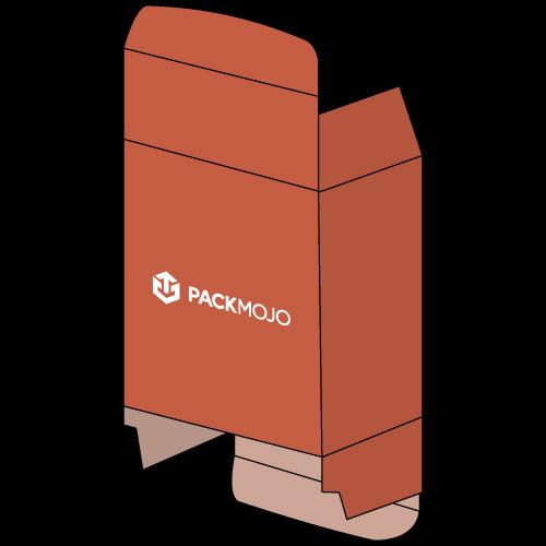 Folding Carton Reverse Tuck End Icon