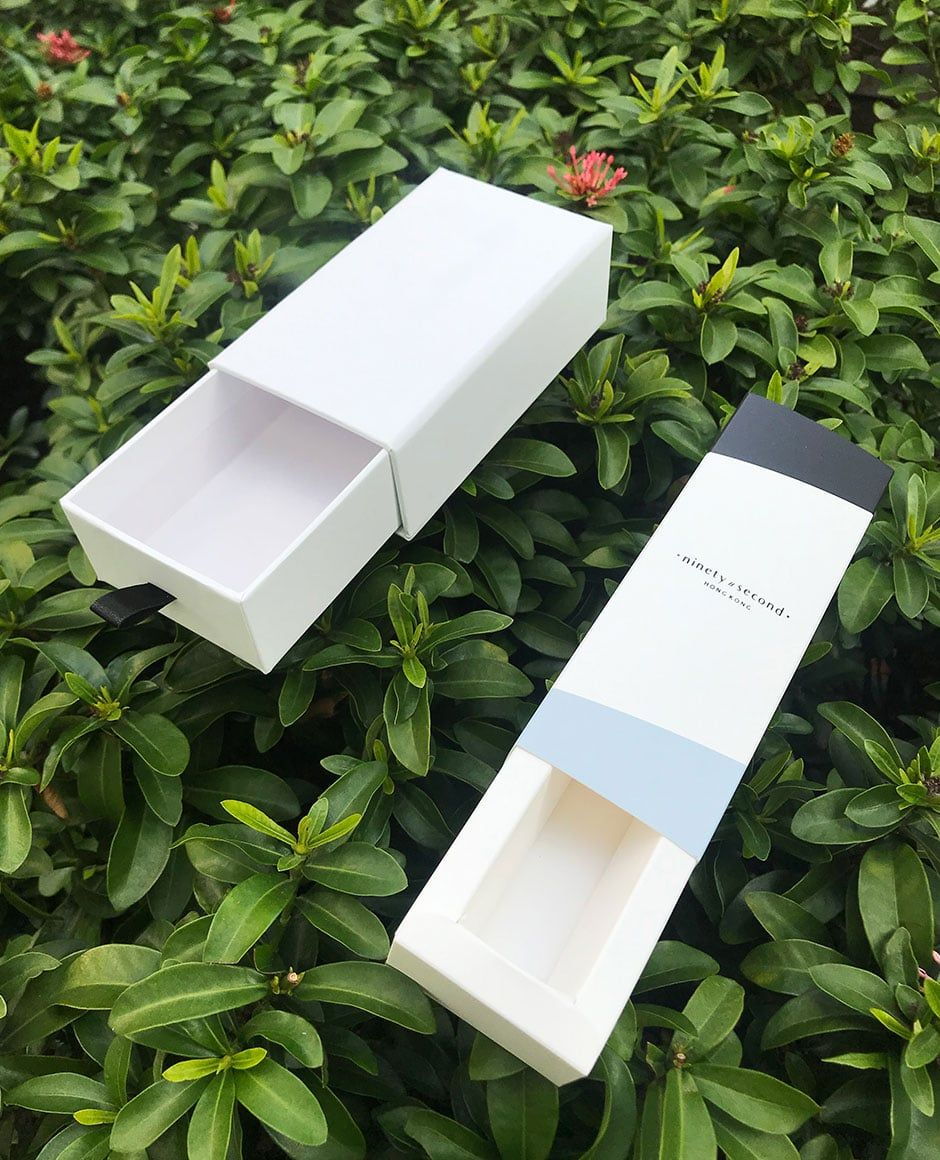 Foldable Tray and Sleeve Box and Rigid Drawer Box