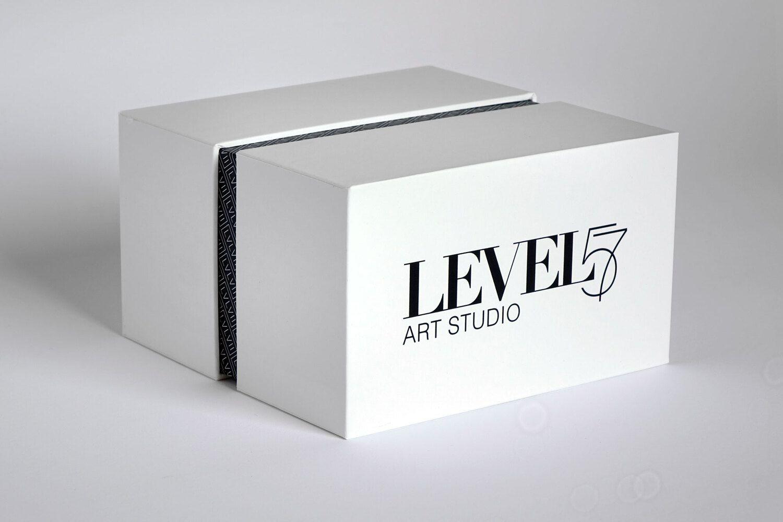 LEVEL57 Art Studio Custom Shoulder and Neck Rigid Box