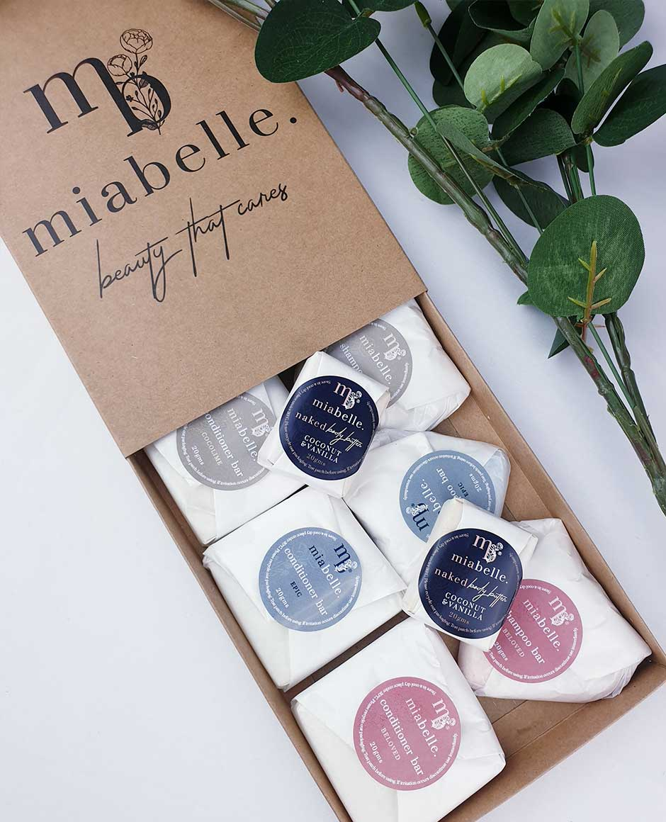 Mia Belle Custom Printed Tray and Sleeve Boxes