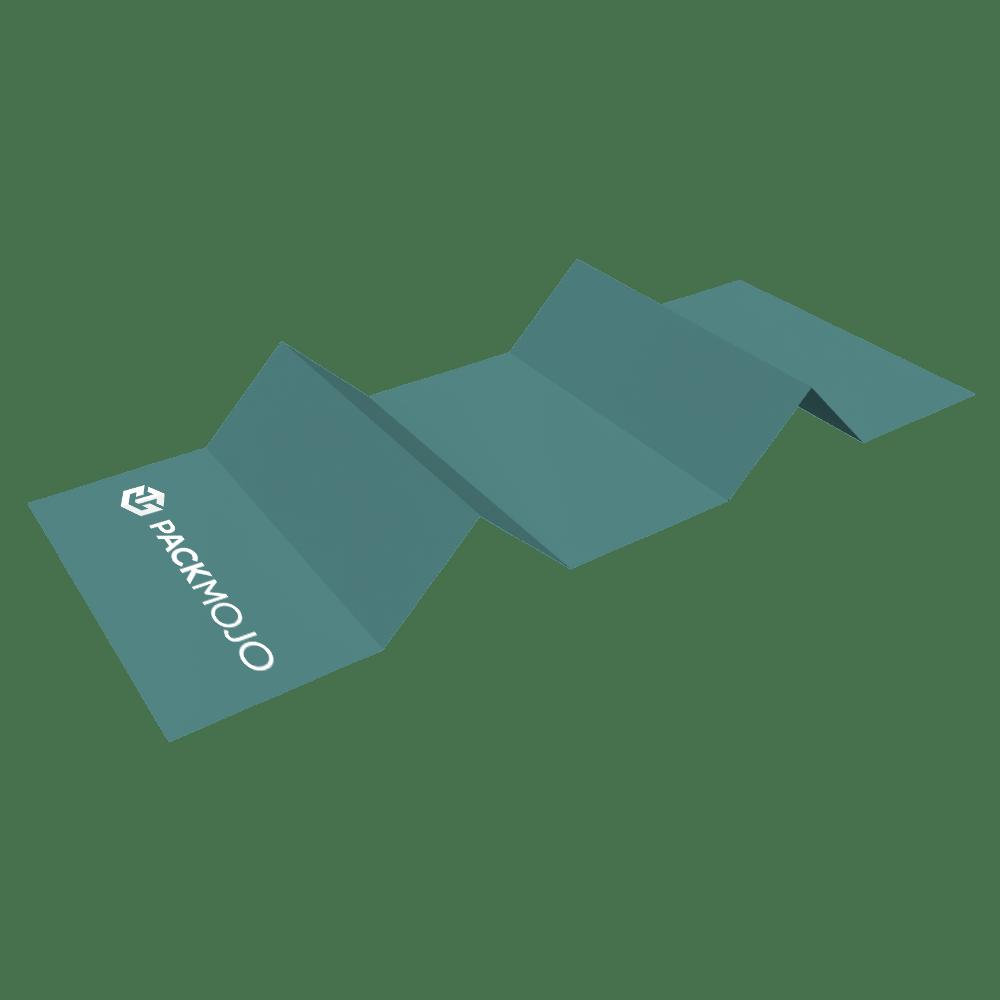 Custom Box Divider One Piece Mockup PackMojo