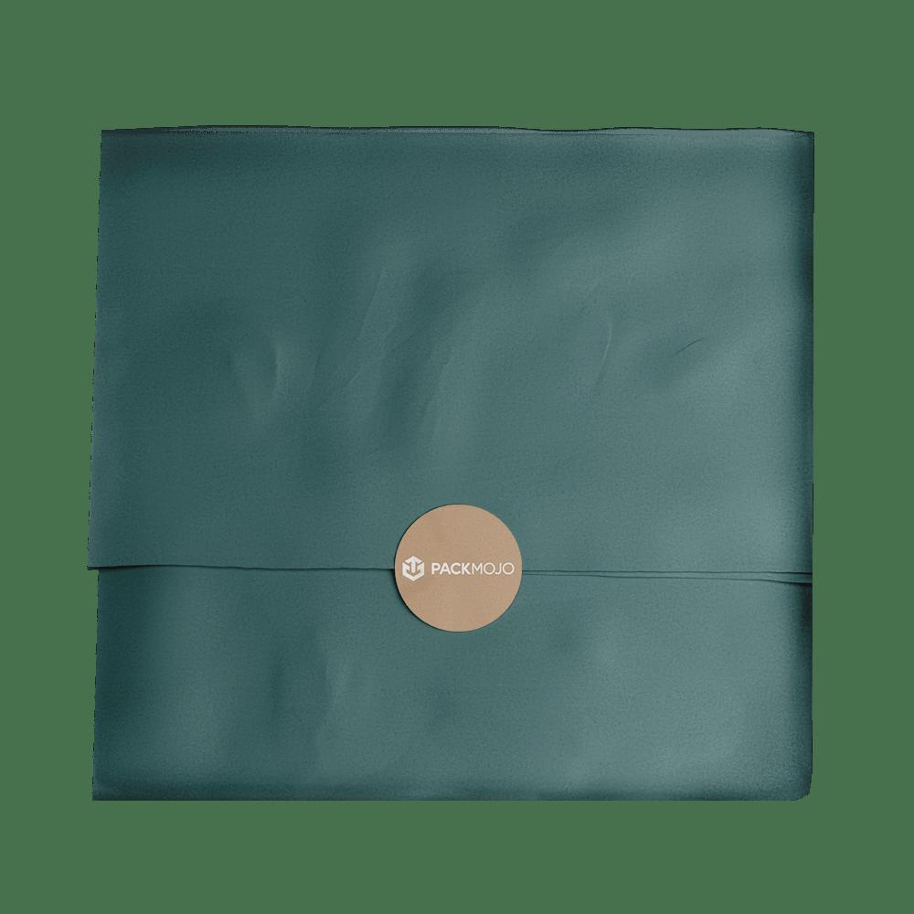 Custom Tissue Paper Mockup PackMojo