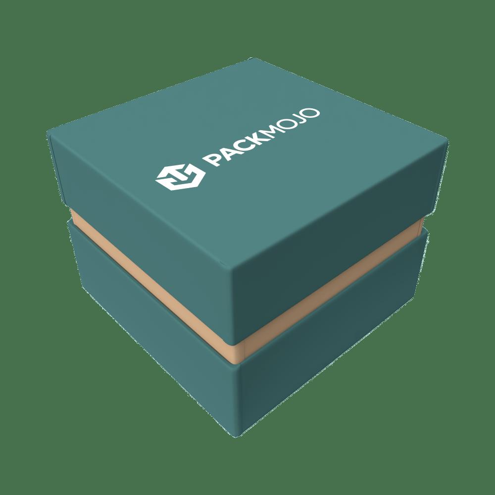 Shoulder and Neck Rigid Box Mockup PackMojo