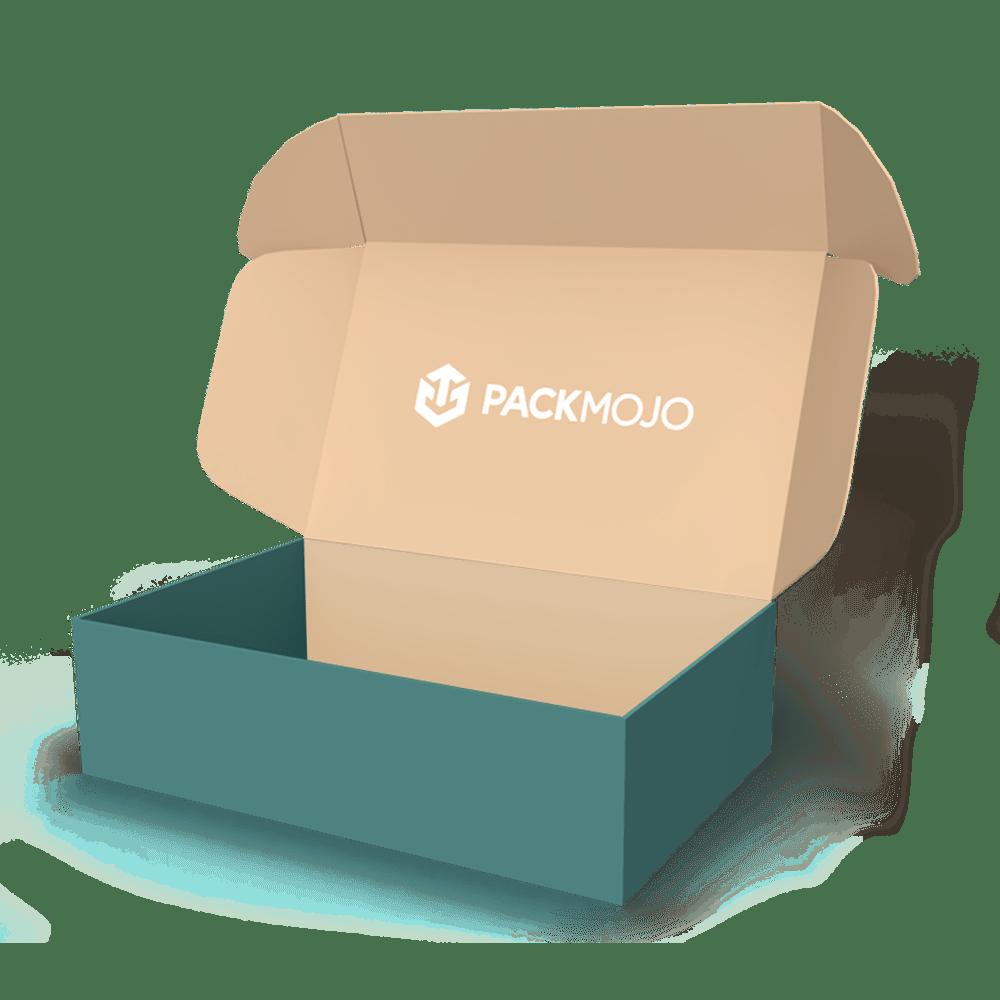 Standard Mailer Box Mockup PackMojo