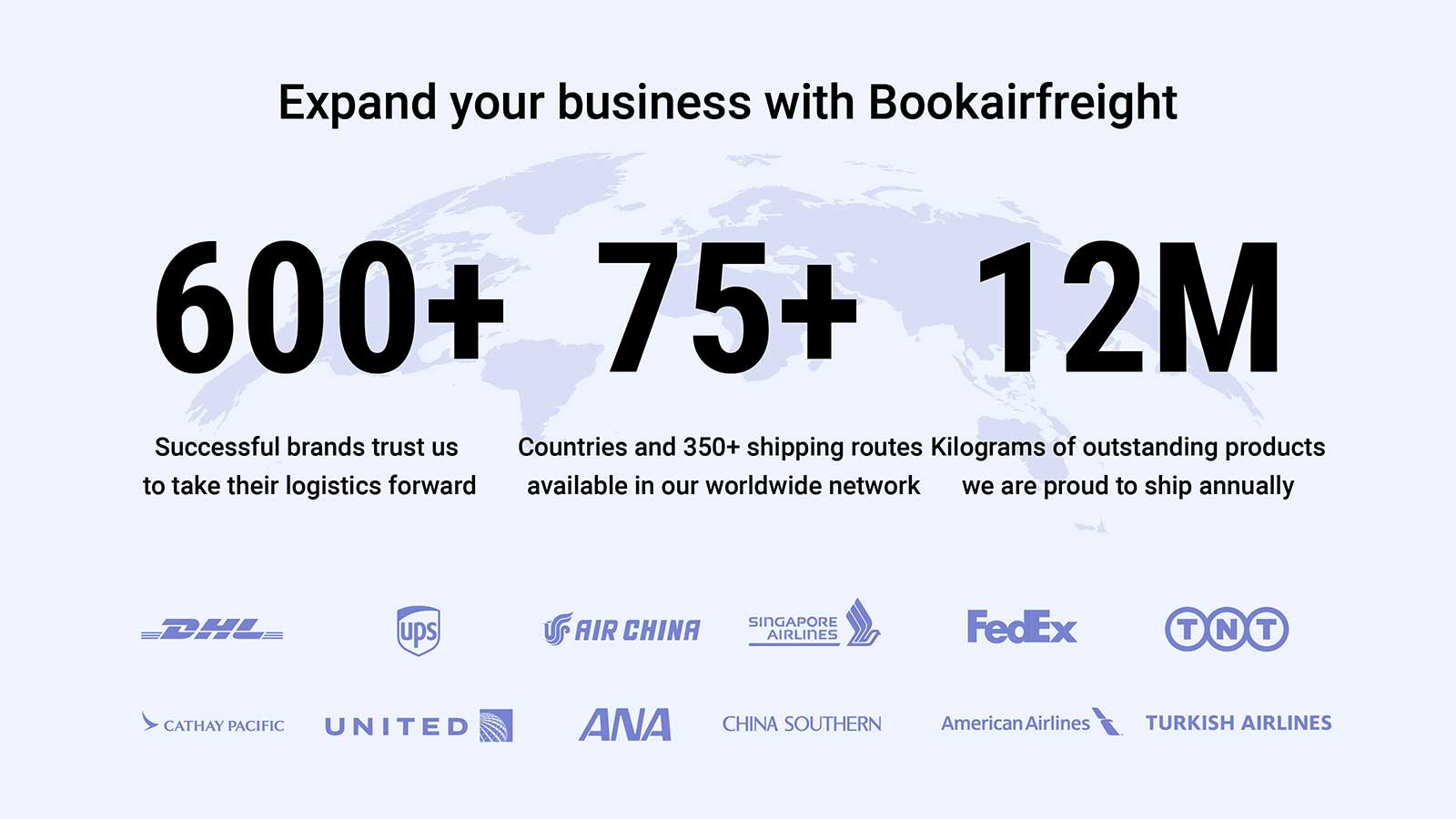 Bookairfreight Freight Solution SMEs