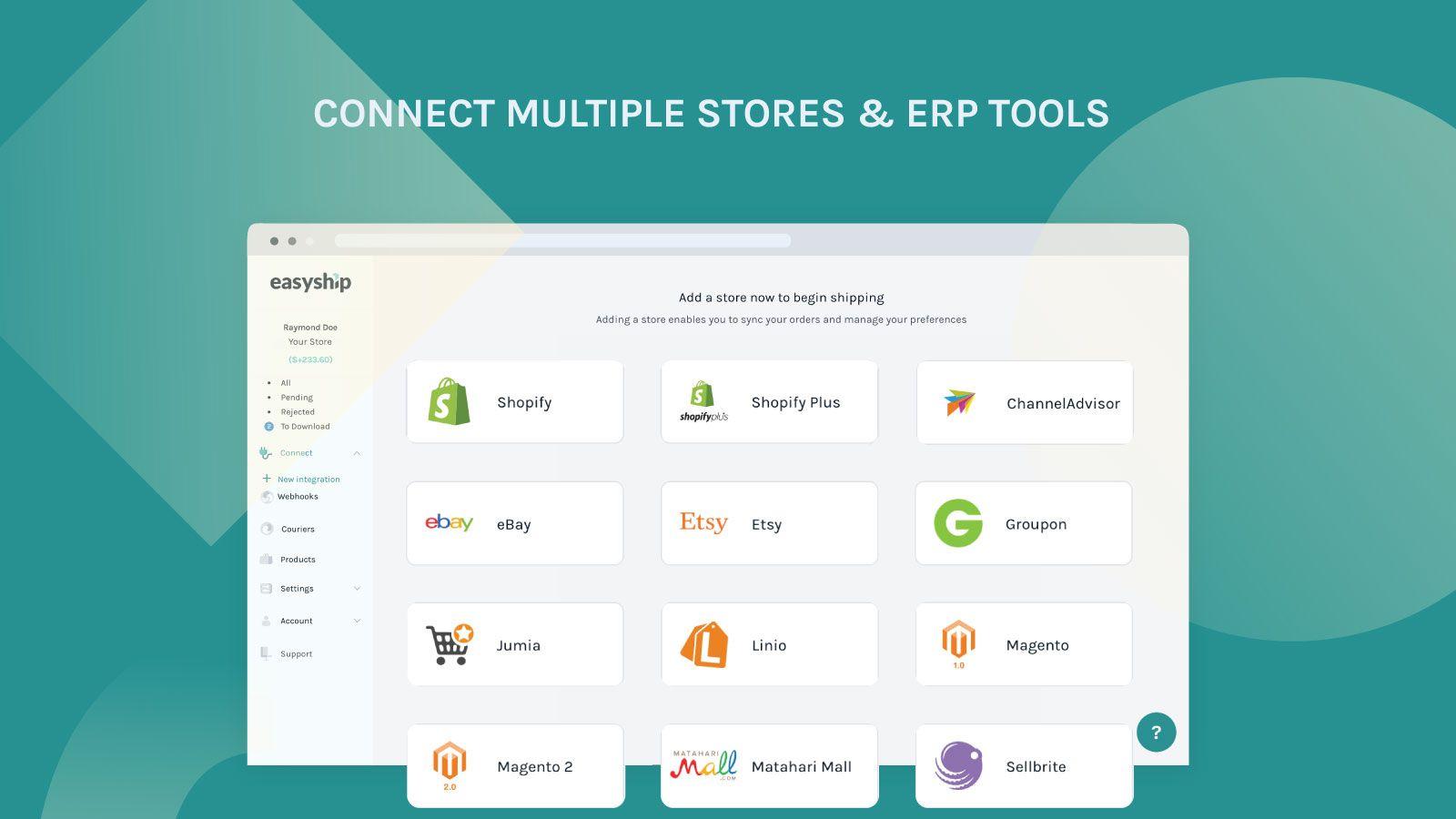 Easyship - Integrations
