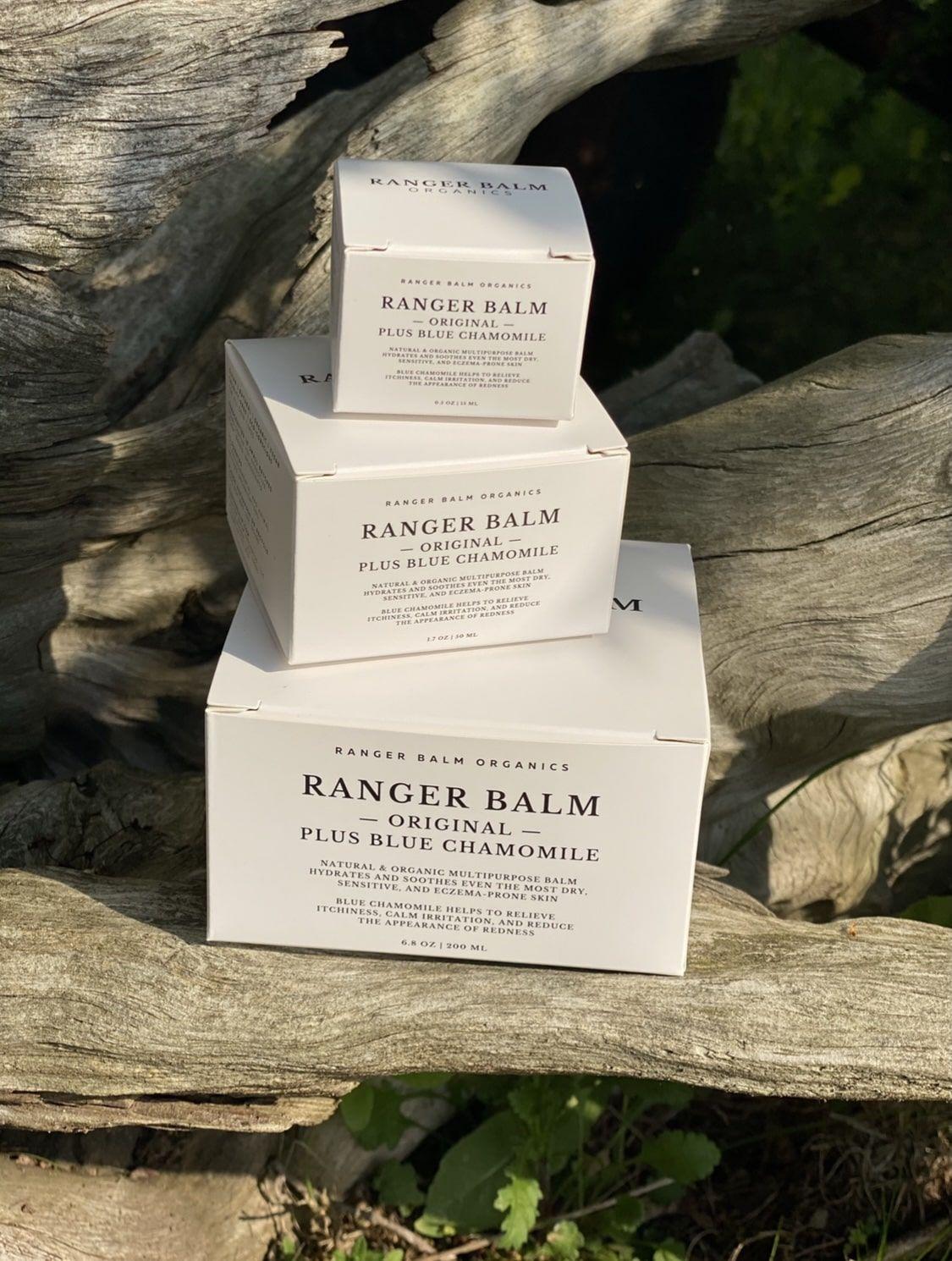 Ranger Balm Minimal Folding Carton Boxes