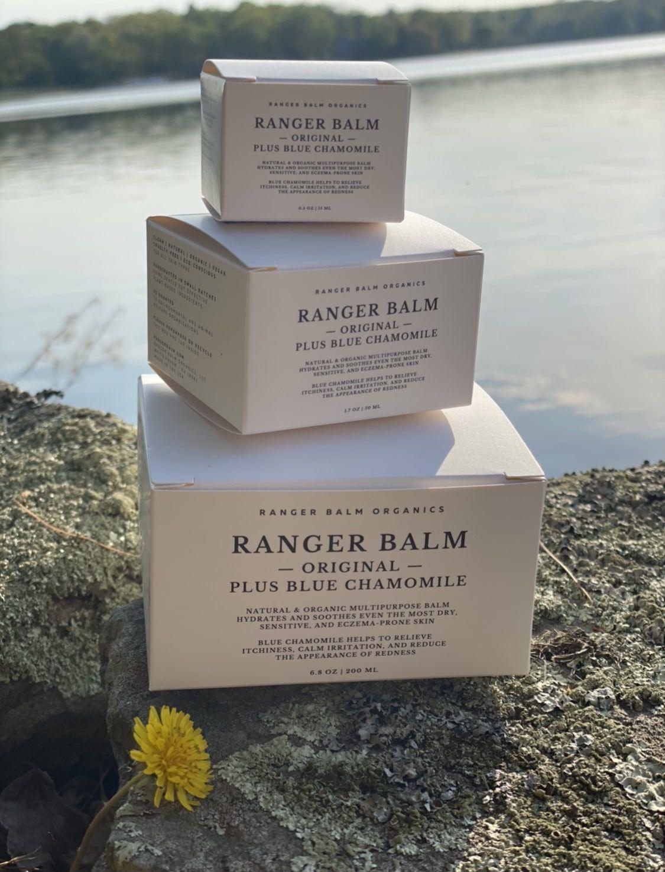 Ranger Balm Folding Carton Boxes Stacked