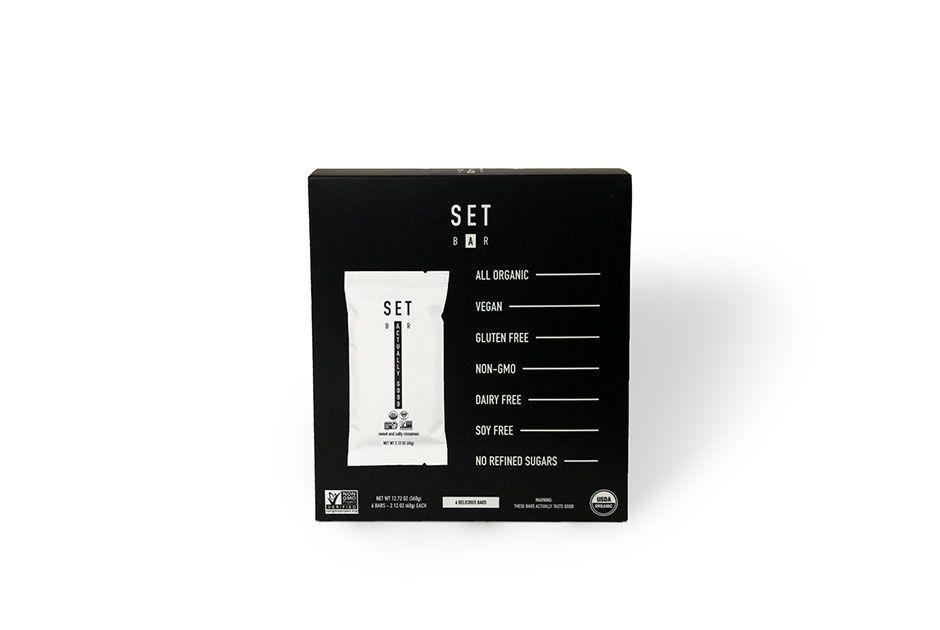 SETBAR Custom Folding Carton Box