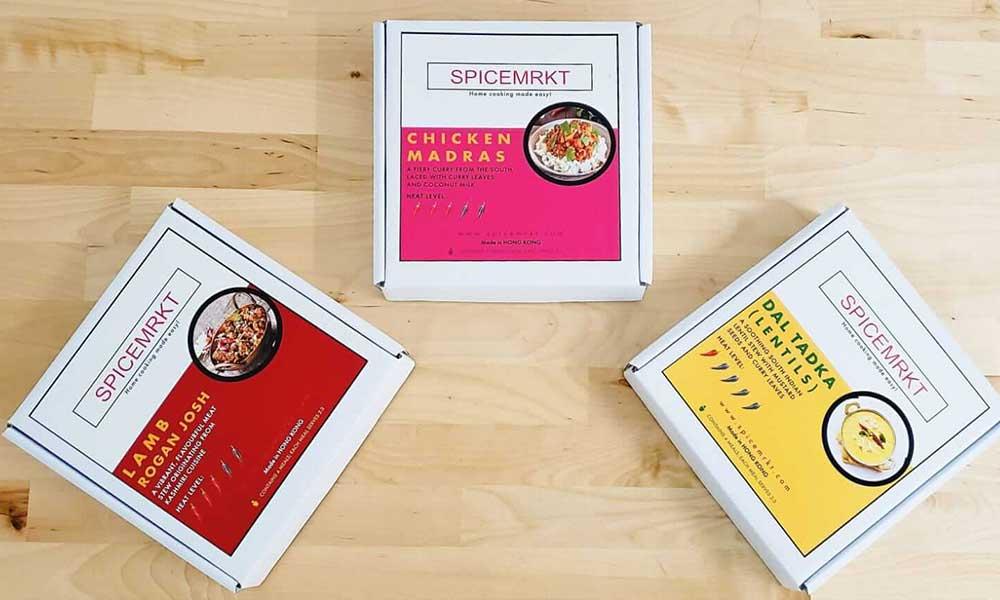 SPICEMRKT Spice Kits Hong Kong