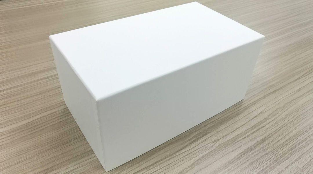 Structural Sample Rigid Box Full Cover