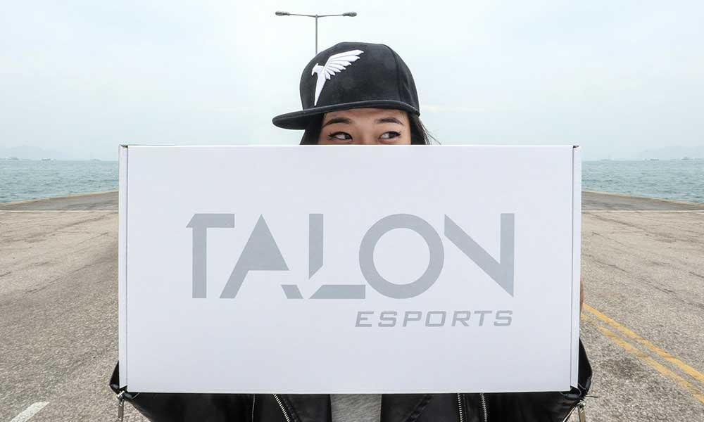 Talon Esports Mailer Box