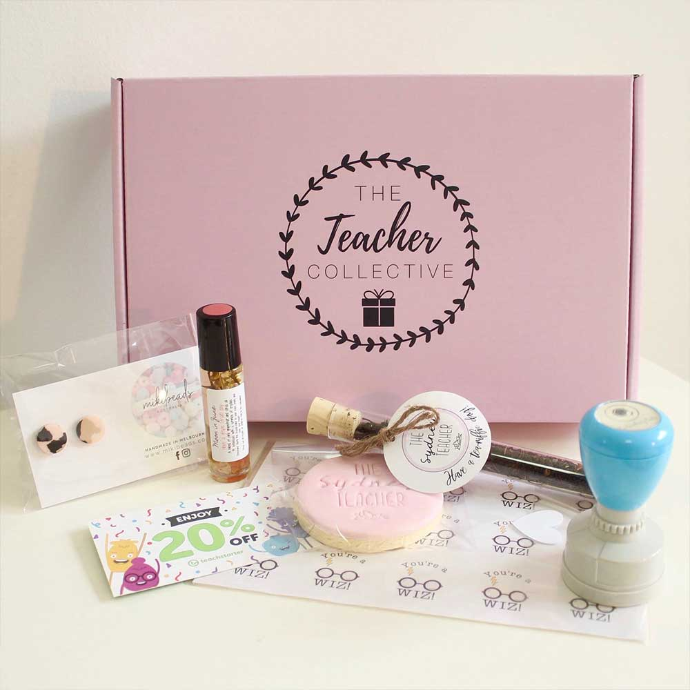 The Teacher Collective Custom Mailer Box